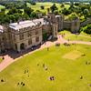 Vista do Castelo de Warwick