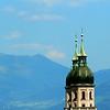Montanhas ao Redor de Innsbruck