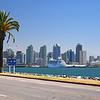 Vista de San Diego