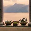 Vasos no Lago Como