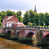 Ponte sobre o Rio Dee