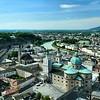 Vista Aérea de Salzburg
