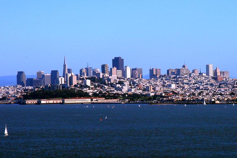 Vista Geral de São Francisco