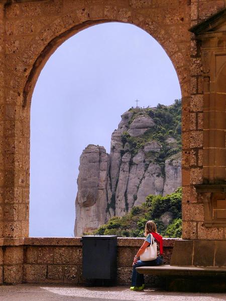 Arco em Montserrat
