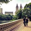 Ponte no Central Park