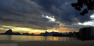 Baía da Guanabara , 2007.