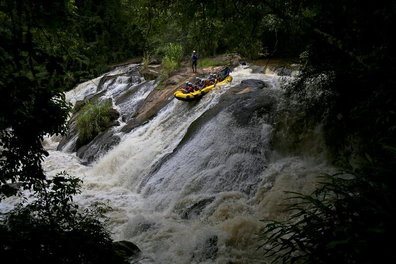 Rio Jaguary  Cachoeira Expresso (13 metros)