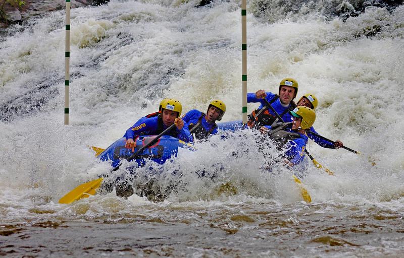 Campeonato de Rafting