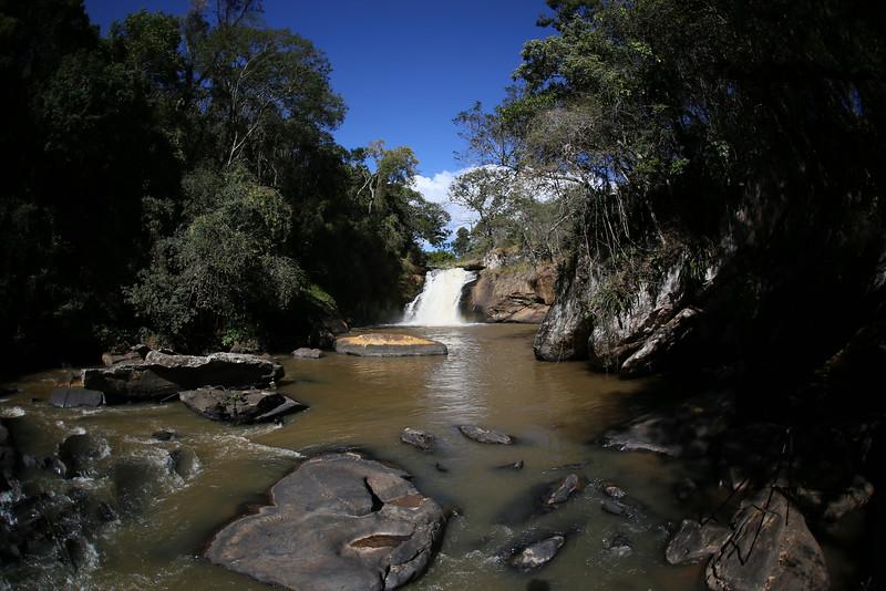 Cachoeira Salto  Grande