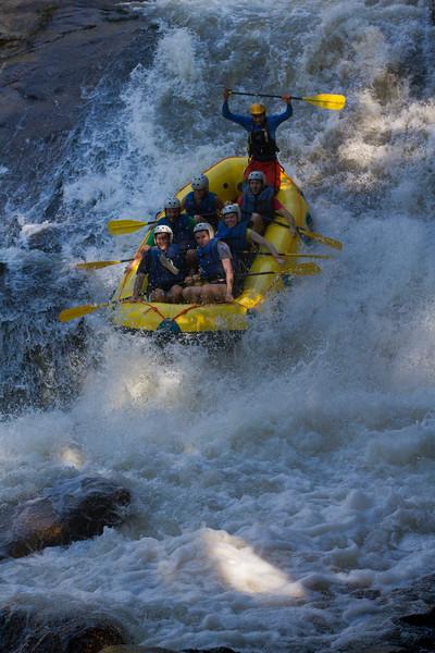 Rio Jaguary rafting
