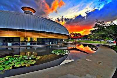 Beijódromo  UnB, Brasília