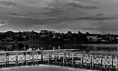 Pier Lago Norte