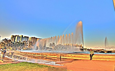 Fonte luminosa de Brasília