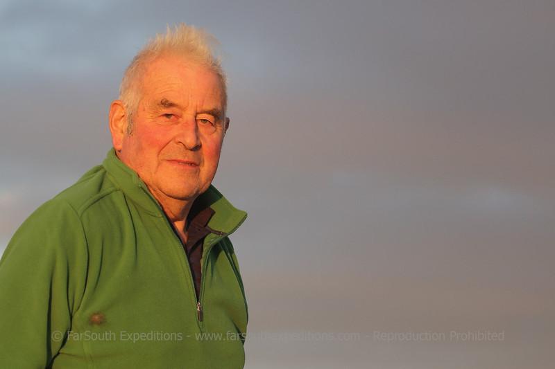 Rob McGill, Carcass Island, Falkland Islands / Islas Malvinas