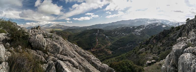 Sierra de las Nieves, Málaga