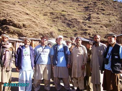 Pakistan 2007 Humanitarian