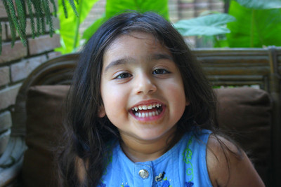 Shaman's daughter, Jumana