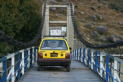 A bridge on the way.