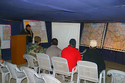 An NGO briefing on earthquake proof shelters
