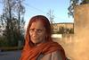 Aunty's maid.  I think her name is Kurush.