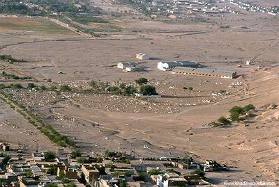 Hazara Qabristan (cemetry): southeast Quetta at the foothill of Murdar Ghar