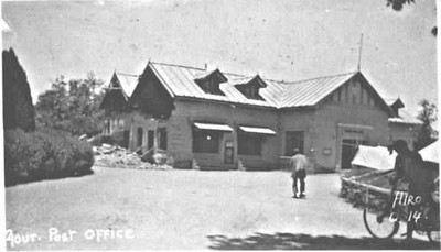The General Post Office, Quetta.