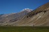 Yann explores the area 50km from Shandur Pass