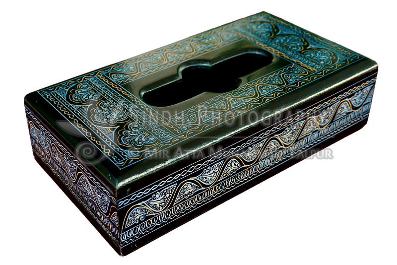 Sindhi Tissue Paper Box