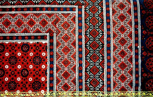 Ajrak of Sindh