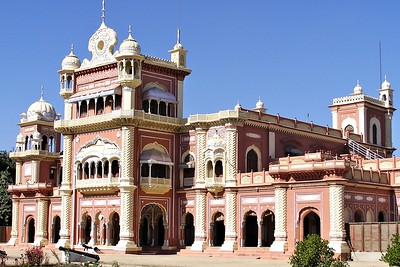 Faiz Mahal Palace, Khairpur Mirs, Sindh.