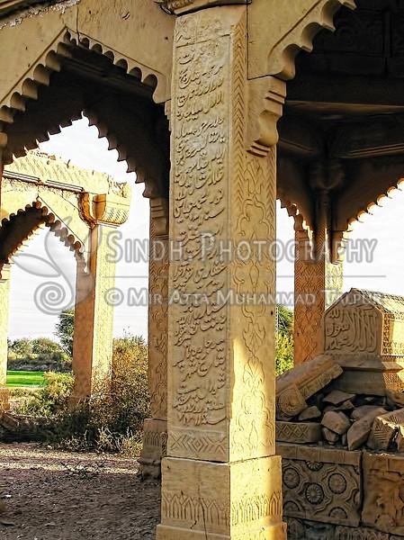 Chitorri Tombs Architecture