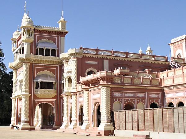 Faiz Mahal Palace of Talpur Mirs, Khairpur Mirs, Sindh