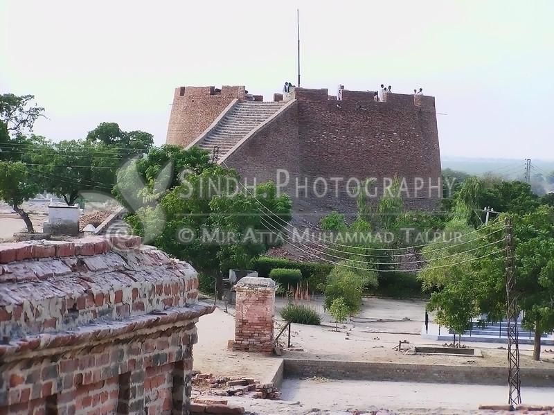 Bastion of Umerkot Fort
