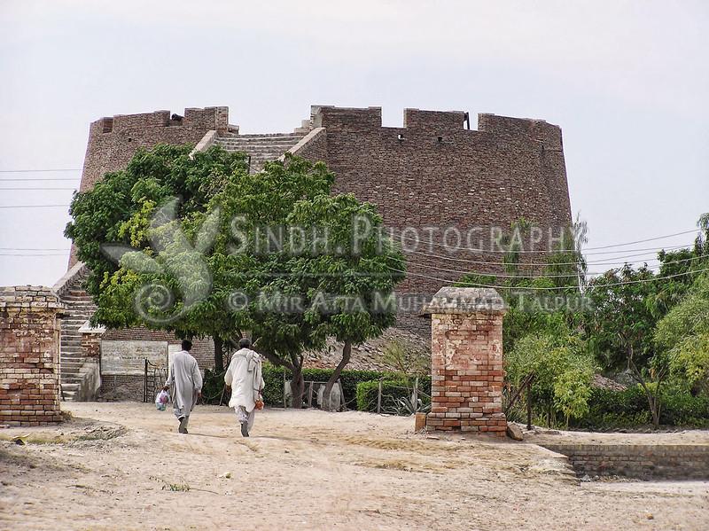 Bastion of the Umerkot Fort
