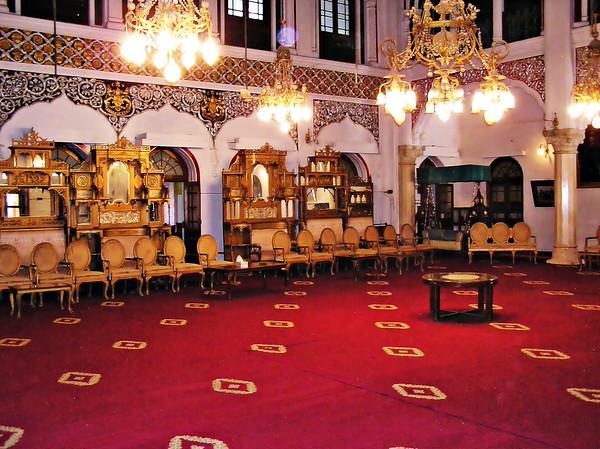 Faiz Mahal Palace of Sohrabani Talpur Mirs of Khairpur Mirs, Sindh