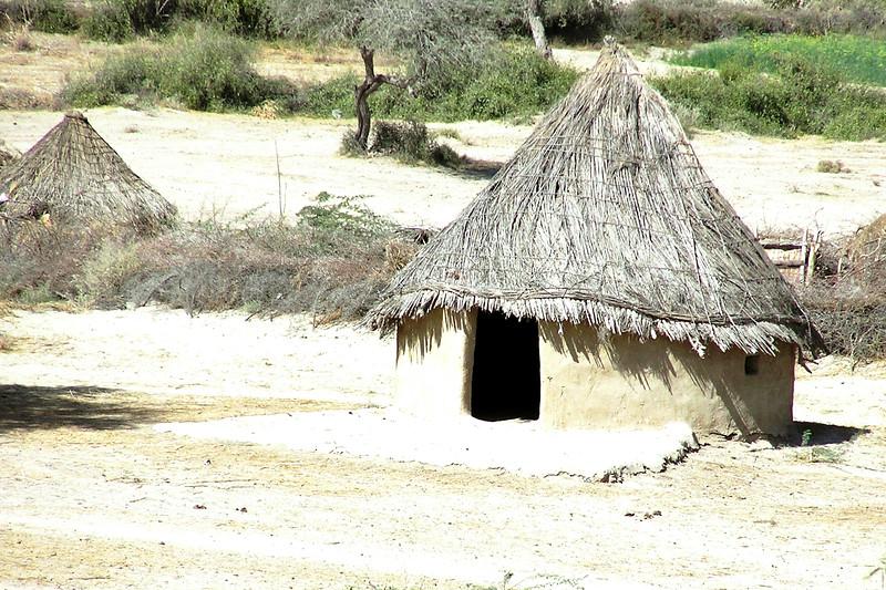 Chaunro - Desert Hut