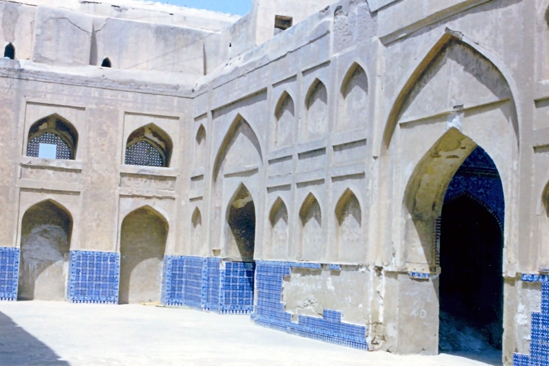 Old Sindh Mosques