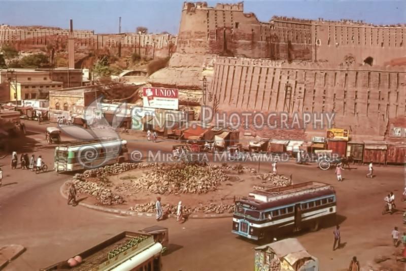 Pako Qilo Hyderabad Sindh 1960s