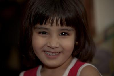 Sarah's Daughter Eeshl Fatima
