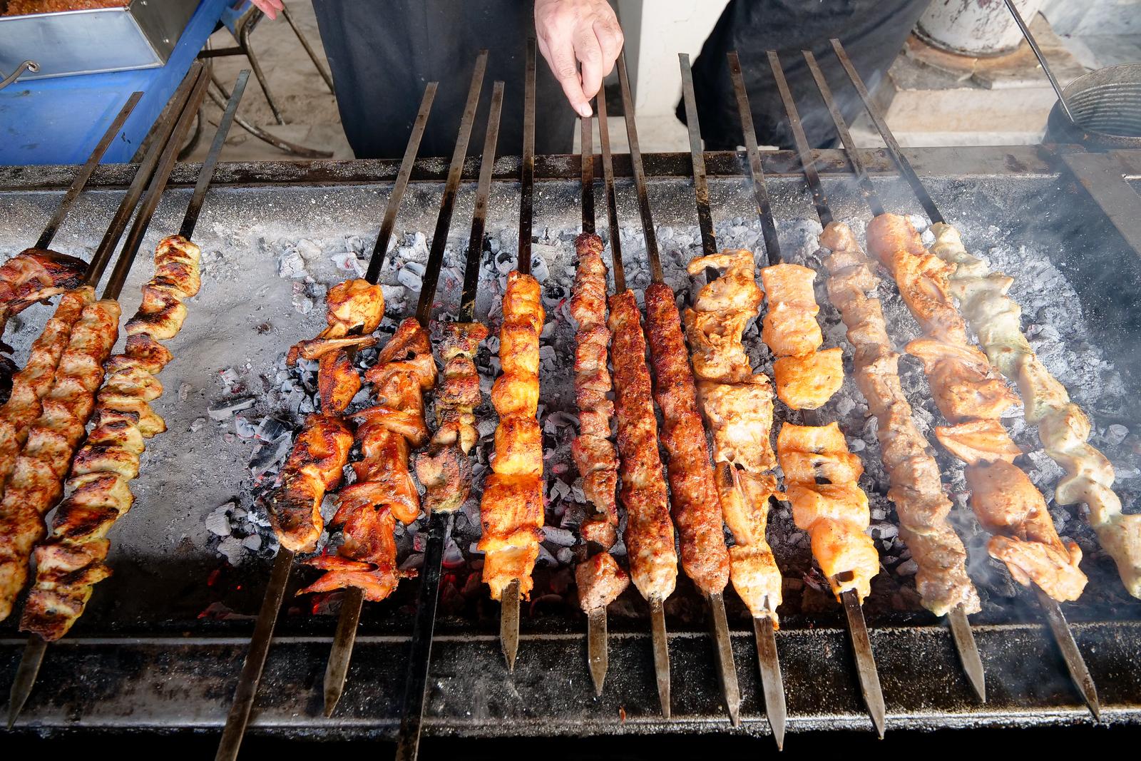 吉尔吉特烤肉串