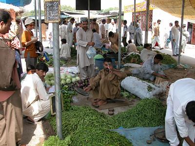 Itwar Bazaar aka Sunday Market, Islamabad.