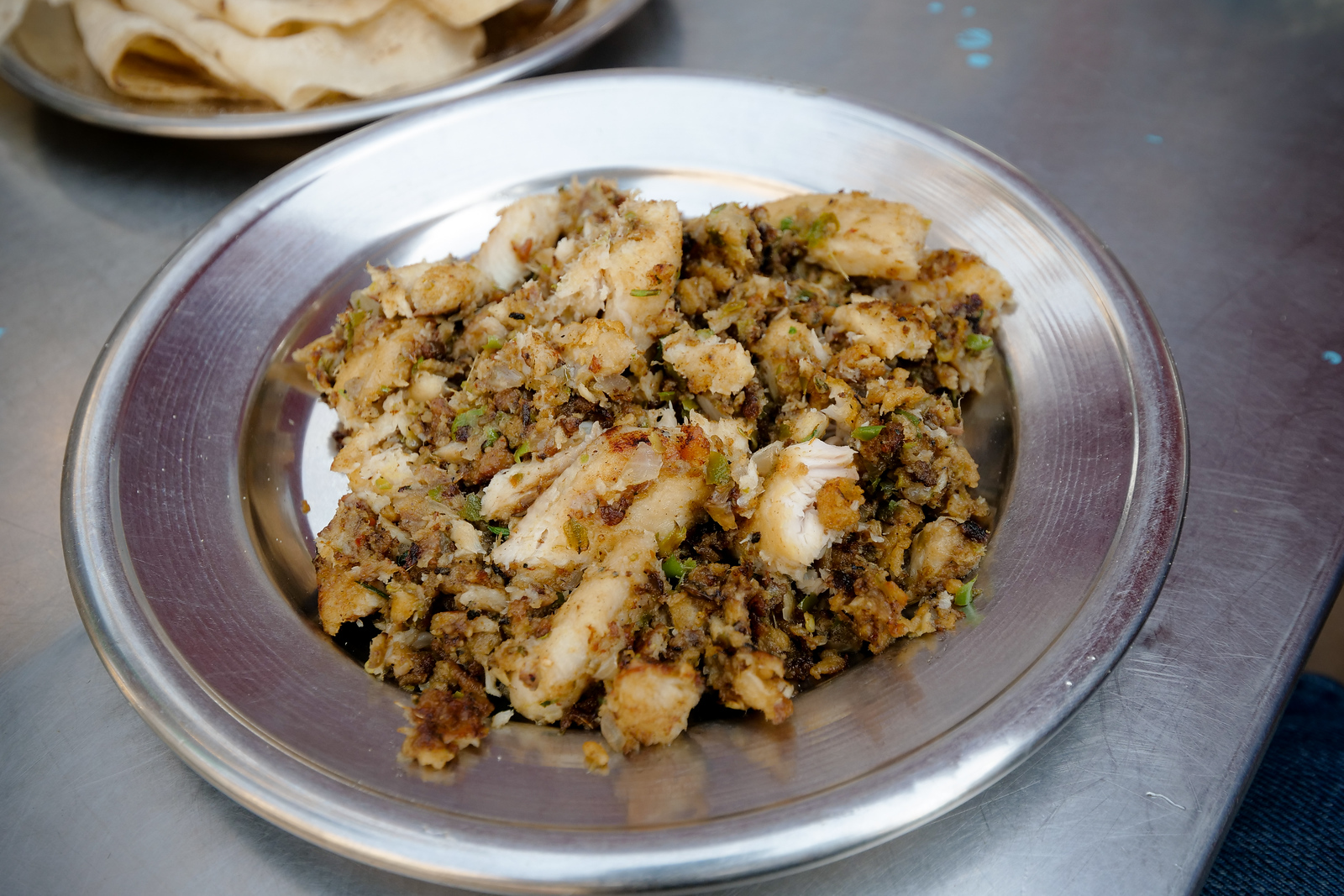 Tasty masala spiced chopped fish, you won't believe how good this food is