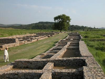 Ruins of Taxila, Pakistan.