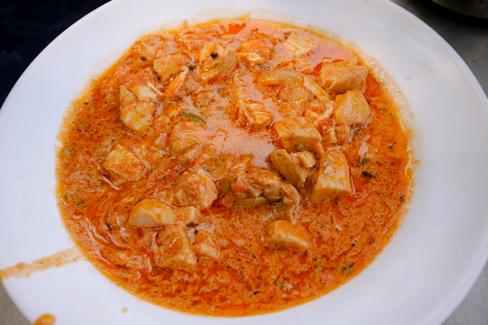 Butter Chicken in Islamabad, Pakistan