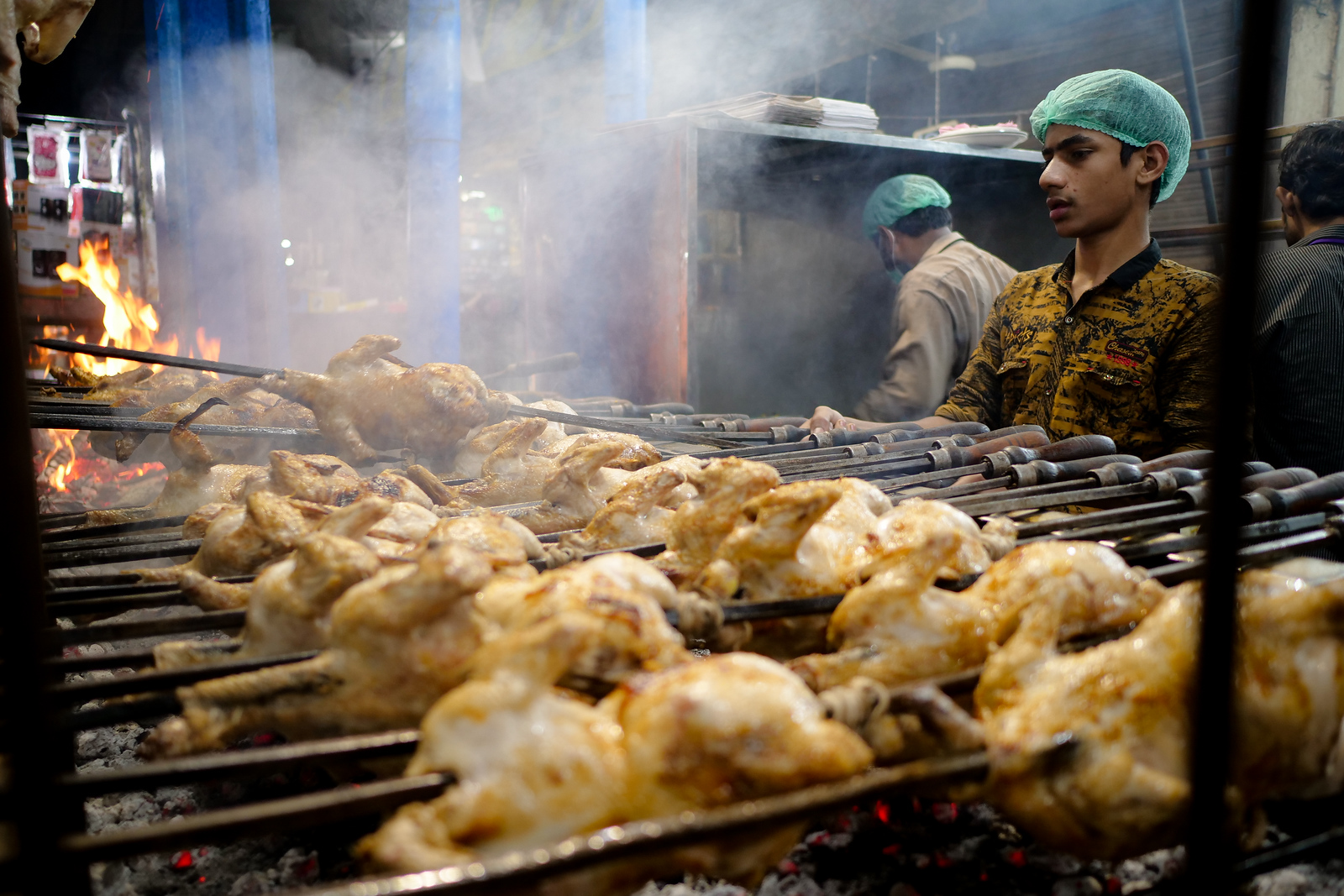Chicken Sajji Grill in Lahore