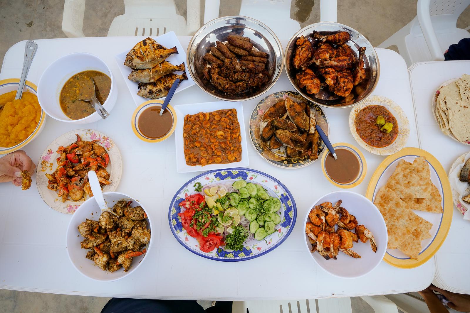 Karachi food