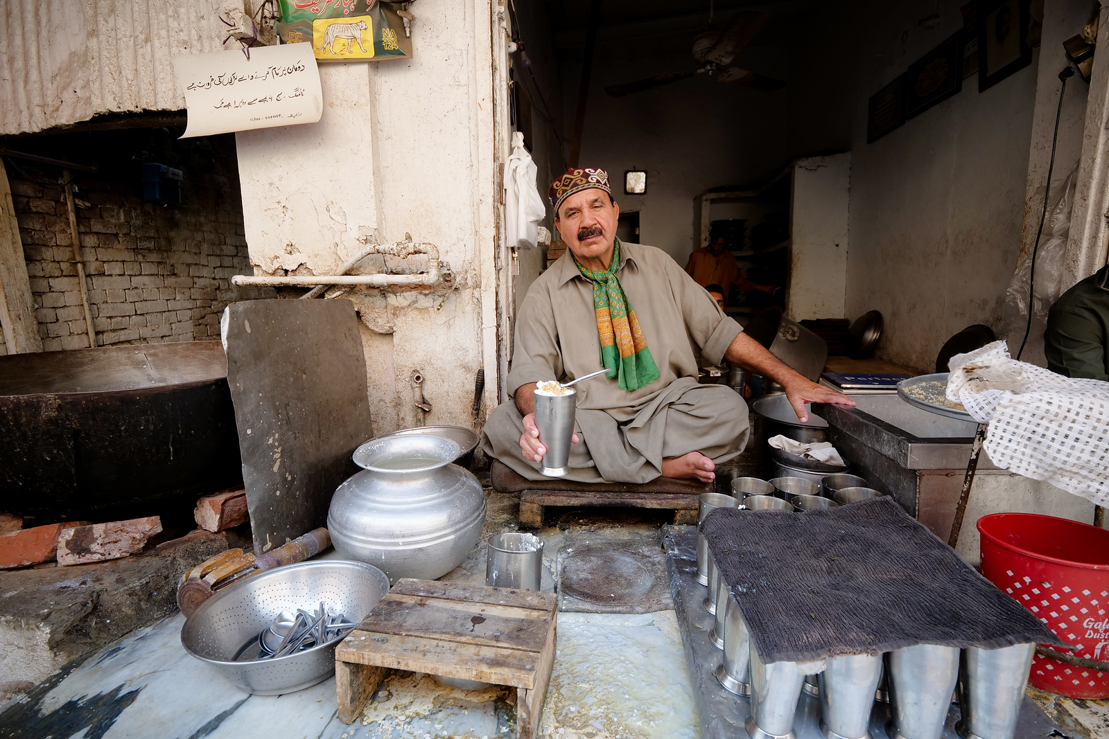 Don't visit Pakistan and go a single day without Lassi