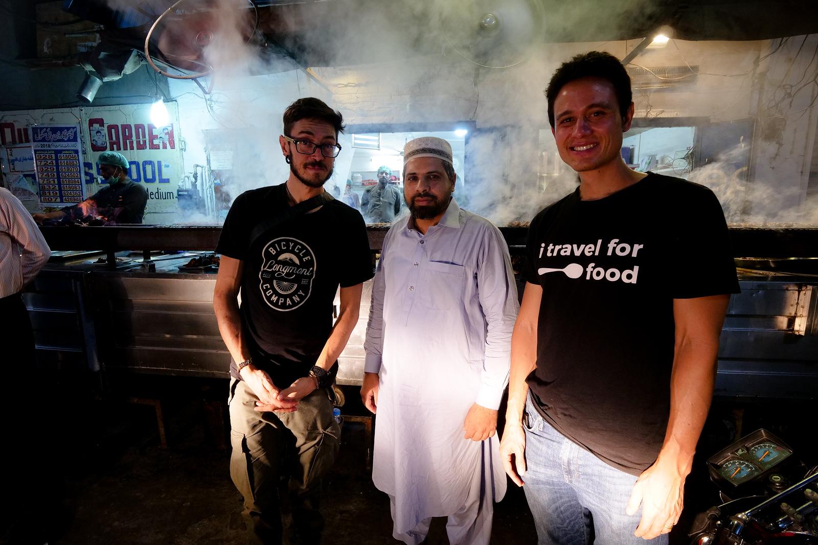 Grilled Lamb Kebabs in Gujranwala