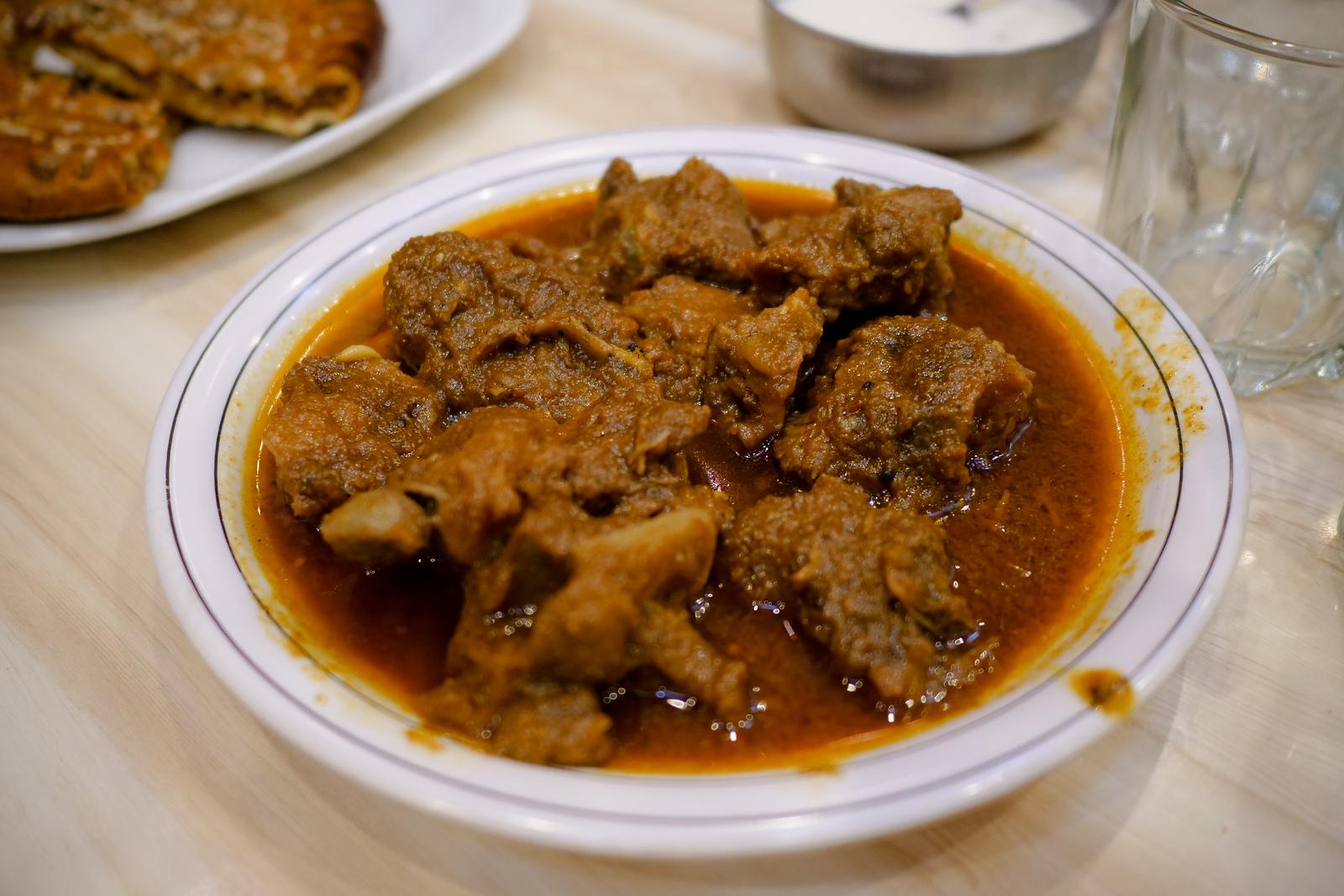 拉合尔羊肉咖喱