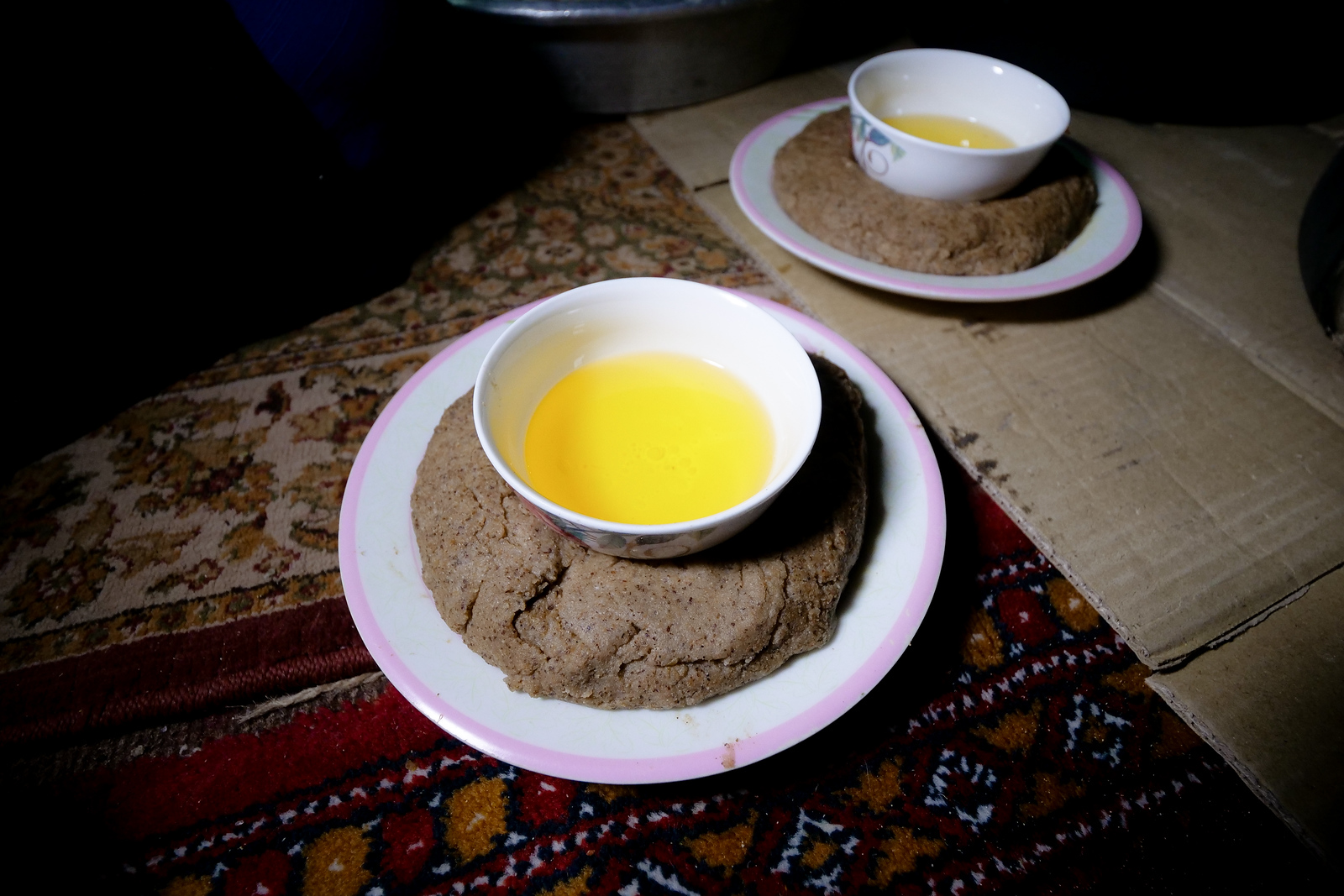 Traditional Balti Marzan in Skardu